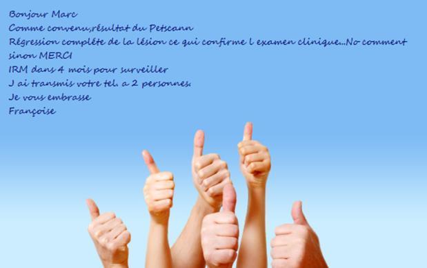 Examen de francoise pour temoignage